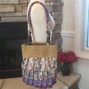 Handbags - Multilayered Boho Bag